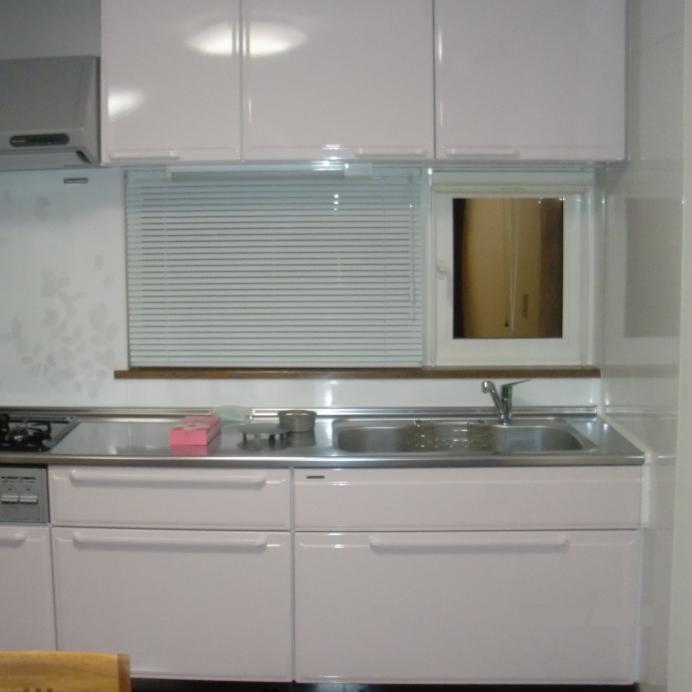 施工事例・キッチン