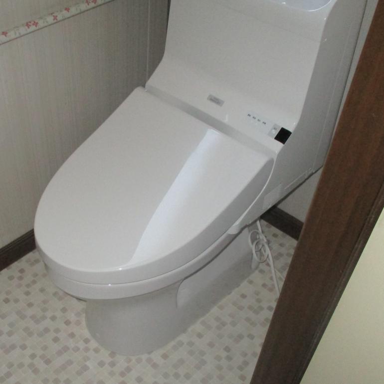 施工事例・トイレ